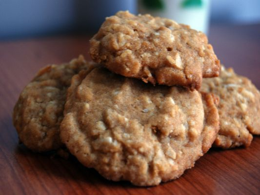 Coffee Crunch Cookies