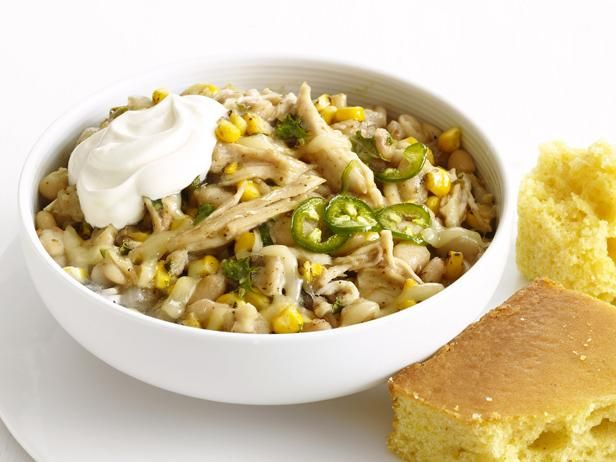 Chicken Corn Chili