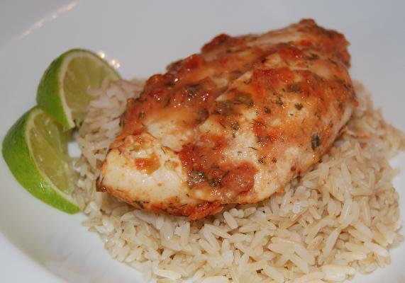 Lime Chicken Breast Picante