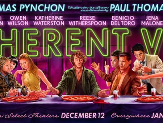 "Holy Pizza (""Inherent Vice"")"
