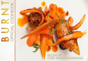 Burnt Movie Recipe: Quail, Carrot, Summer Savory