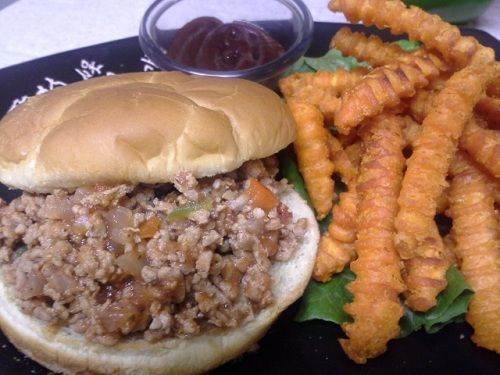 TBC's Sloppy Birds (Turkey Sloppy Joes)