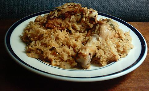 Cuban-Spiced Chicken & Rice