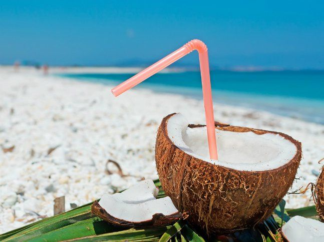 Coconut Rum: Spring and Summer Fresh Drinks
