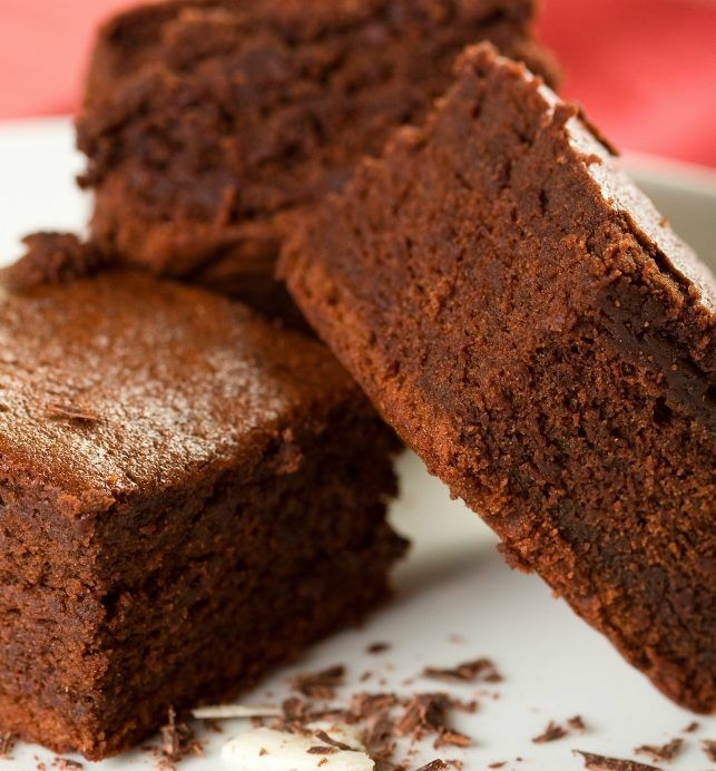 Gluten-Free Coconut Flour Brownies