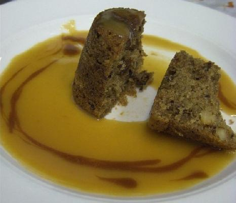 Date Nut Pudding