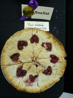 Cherry Almond Pie by Paul Mollica