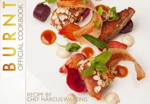 Burnt Movie Recipe: Rabbit, Beetroot, Watercress