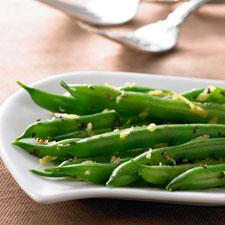 Lemon Herb Green Beans