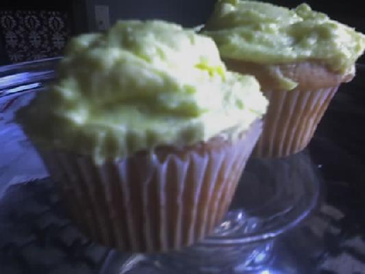 My Very Own Vanilla Cupcakes