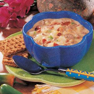 ~Spicy Cheeseburger Soup~ T-N-T