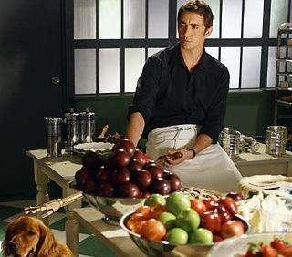 Ned's Four-berry Pie: Pushing Daisies