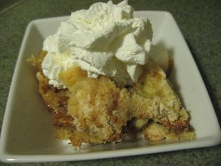 Mum's Apple Crisp