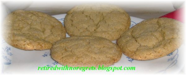 Old Fashioned Tea Cakes - Gluten Free