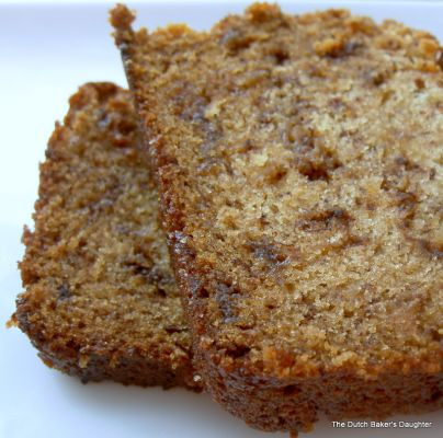Toffee-Banana Bread