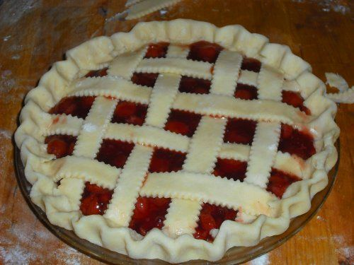 Good Ol' Cherry Pie