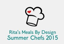 Rita's Meals By Design Summer Chefs 2015