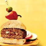 Stuffed Burgers - Your Way
