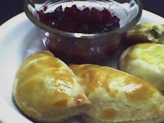 Thanksgiving Leftover Turnovers