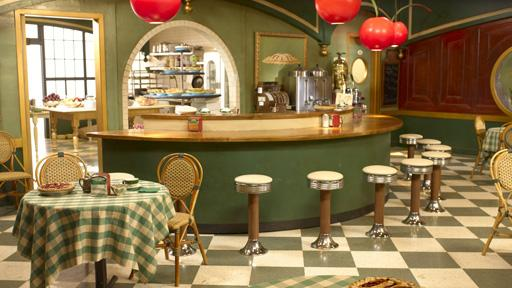 Chuck's Pecan Pie: Pushing Daisies