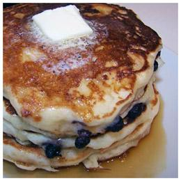 GOOD OLD-FASHIONED PANCAKES