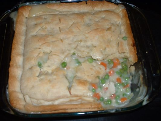 Aunt Kiki's Chicken Pot Pie