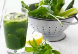 Body+Soul Green Renewal Juice