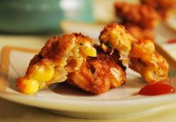 Corn Pakoda Recipe