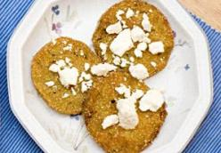 Fried Green Tomatoes (a traditional Southern staple)