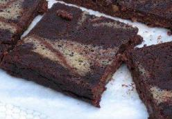 Delicious Fudgy Black Bean Brownies