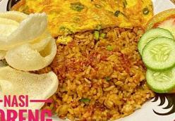 Traditional Fried Rice Indonesian