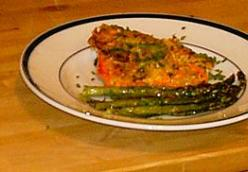 Potato-Crusted Salmon Fillets