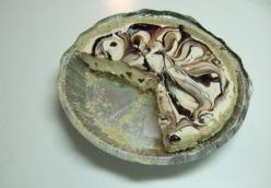 Georgene's Decadent Peanut Butter Chocolate Chip Pie