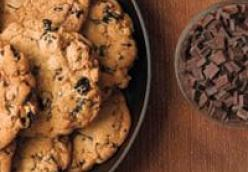 Metropolitan Bakery Chocolate Chip and Dried Cherry Cookies
