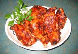 Finger Lickin' Good BBQ Chicken