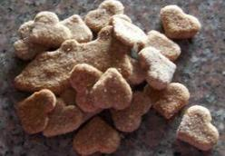 Organic Chicken Dog Treats