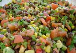 Black Bean & Corn Salad