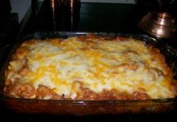 Baked Sketti