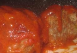 Porcupine Balls (Also Stuffed Peppers and Stuffed Cabbage) Elaine Mazur's Style