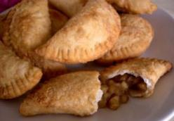 Fried Apple Turnovers