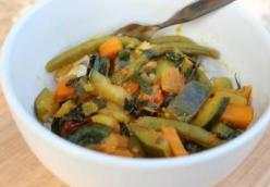 Jim's Indian Vegetable Curry