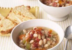 Martha Stewart´s Bean and Bacon Soup