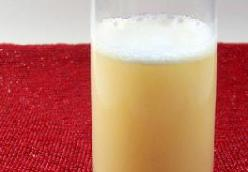 Orange Cream Mimosa (can also be non alcoholic)