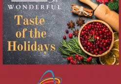 Taste of the Holidays  Altrusa International of Temple, Texas