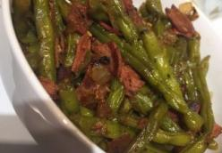 Skinny Southern Style Green Beans