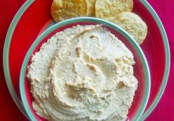 Easy Lemon Garlic Hummus