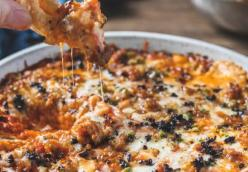 Game Day Pizza Dip Supreme!