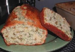Mint Nut Bread