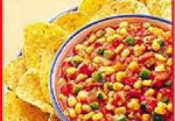 Corn and Tomato Salsa
