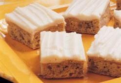 Frosted Banana Bars~ T N T